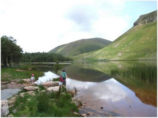 Glentanassig Lake Castlegregory