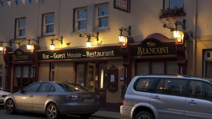 Bianconi Inn Hotel in Killorglin