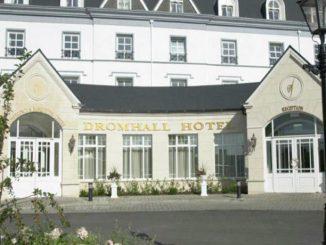 killarney dromhall hotel front
