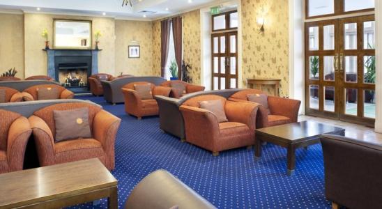 Holiday Inn Killarney lounge