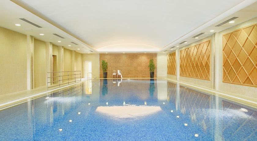 Killarney park hotel 5 star luxury in killarney town centre for Hotels in tralee with swimming pool