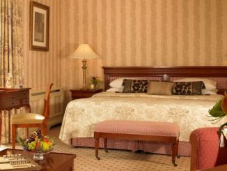 cahernane hotel killarney bedroom