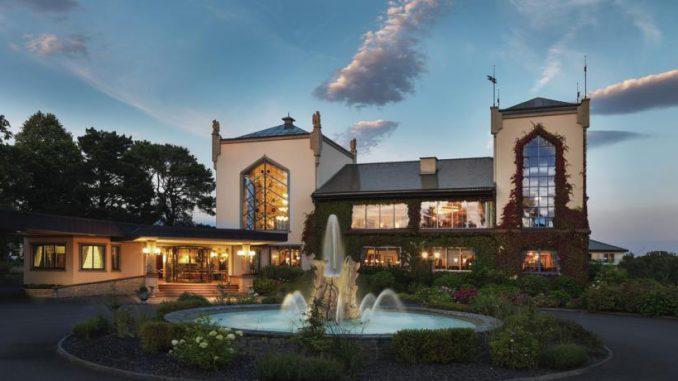 Dunloe Hotel Killarney known as Dunloe Castle Hotel