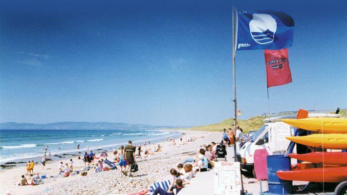 Banna Beach Blue Flag