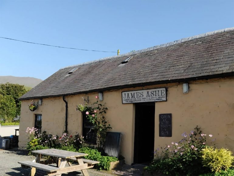 Ashes Pub & Restaurant Camp County Kerry