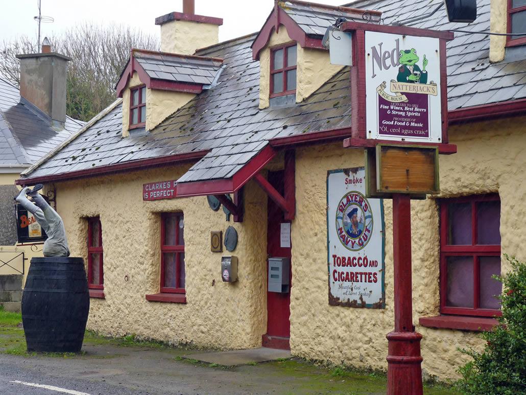 Ned Natterjacks Pub Castlegregory
