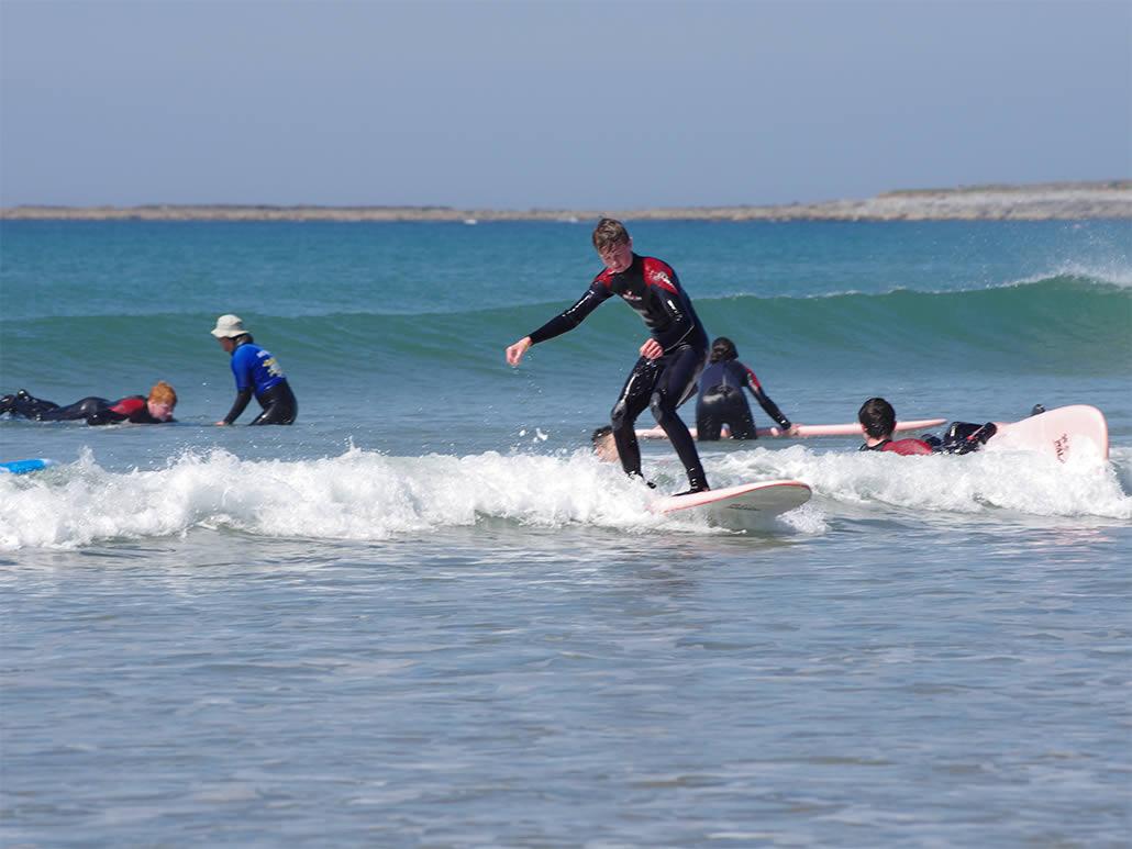 Maharees Surfing
