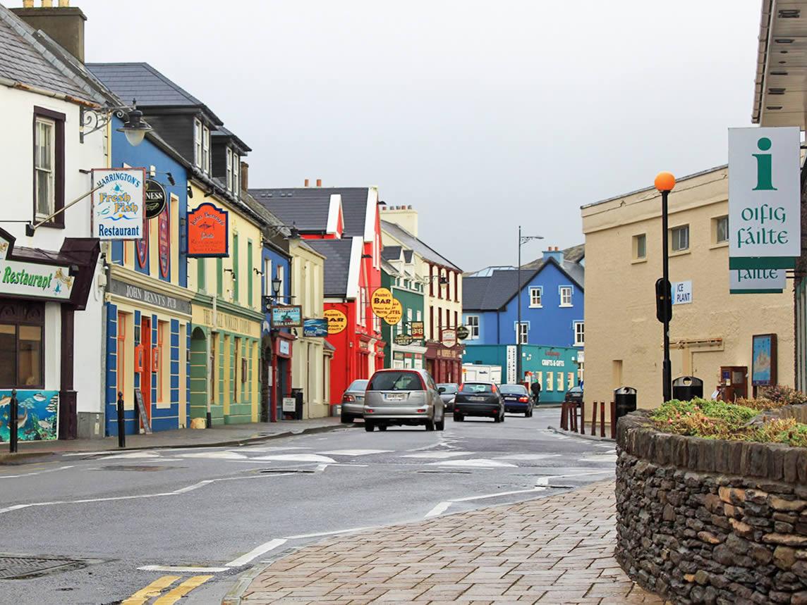 Strand Street Dingle