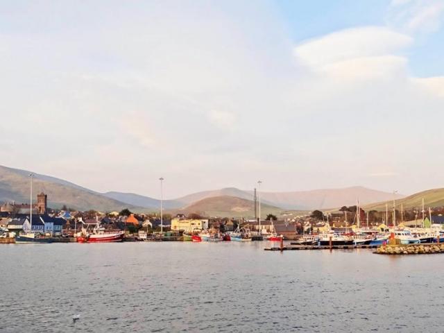 Dingle Fishing Boats