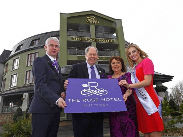 Opening The Rose Hotel Tralee