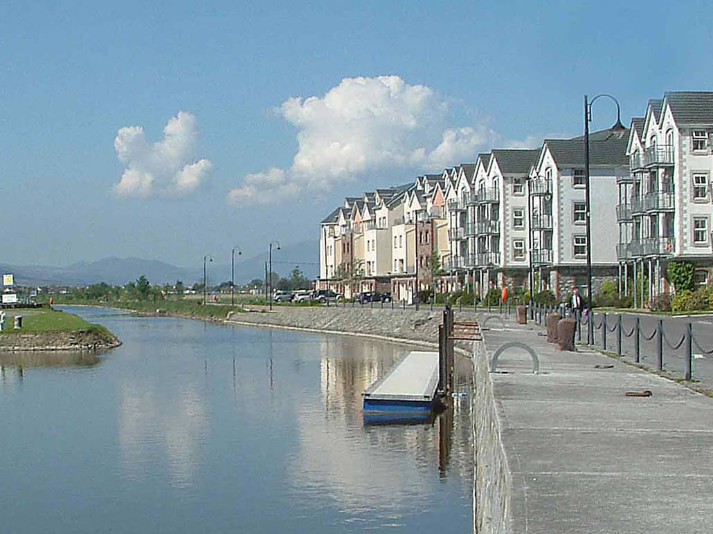 Canal from Tralee to Blennerville