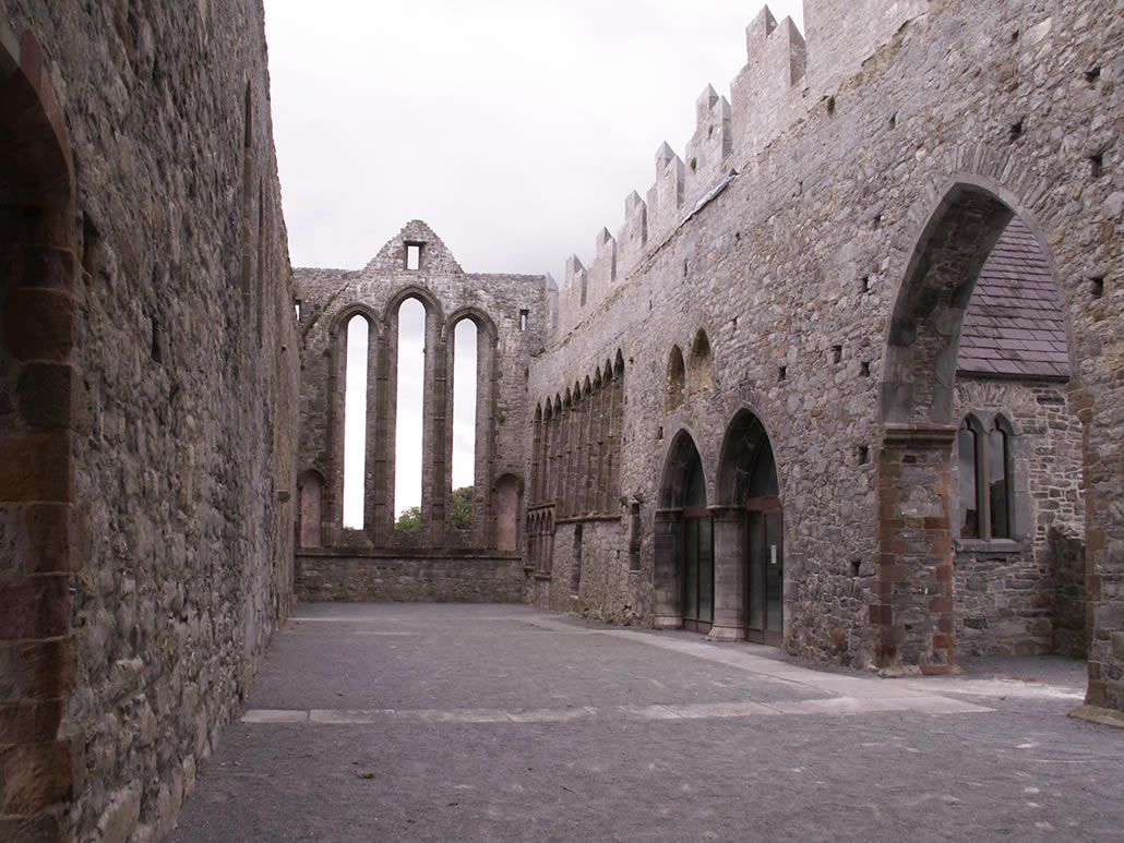 Nave Ardfert Cathedral