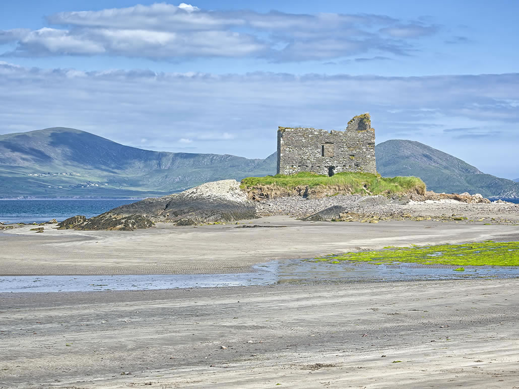 Castle Ballinskelligs
