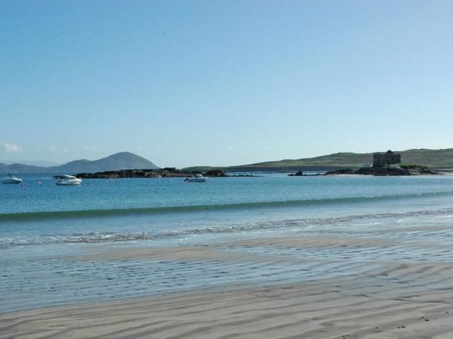 Ballinskelligs Beach View