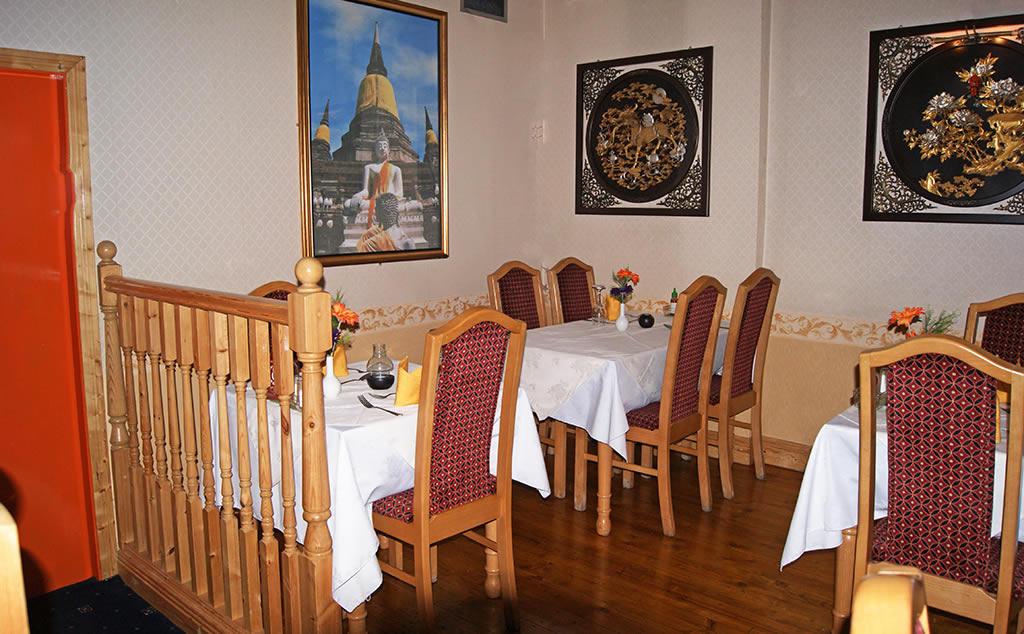 Tamarind restaurant Tralee