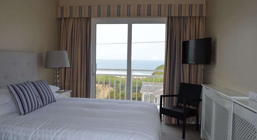 Cliff House Hotel Ballybunion Bedroom View
