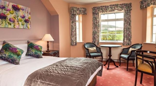 Dingle Peninsula Hotel Bedroom 1