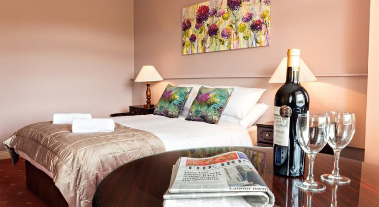 Dingle Peninsula Hotel Bedroom 2