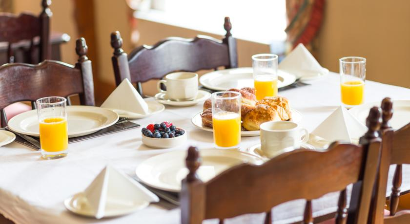Dingle Peninsula Hotel Breakfast