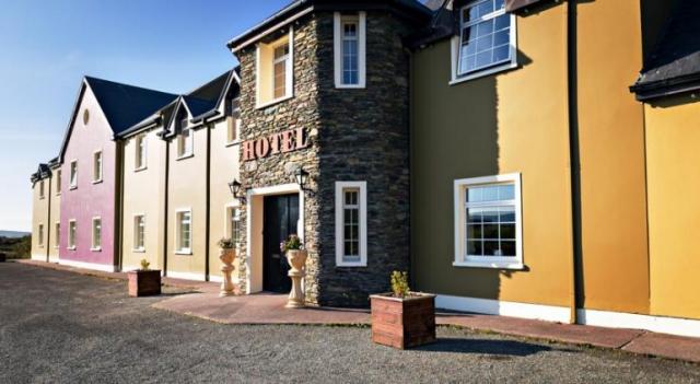 Dingle Peninsula Hotel Front