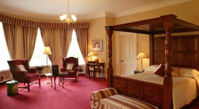 Ballyseede Castle Hotel Tralee Bedroom