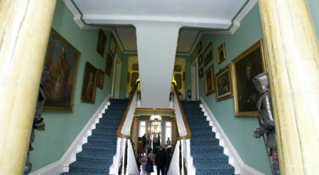 Ballyseede Castle Staircase