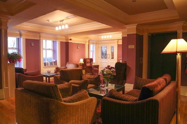 Ceann Sibeal Hotel Lounge