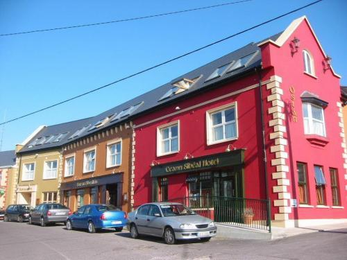 Ballyferriter Hotel Ostan Ceann Sibéal