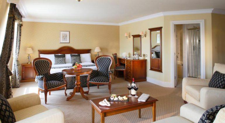 Dingle Skellig Hotel Bedroom 3