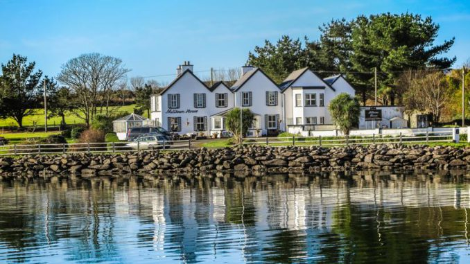 Boutique Hotel in Dingle Milltown House