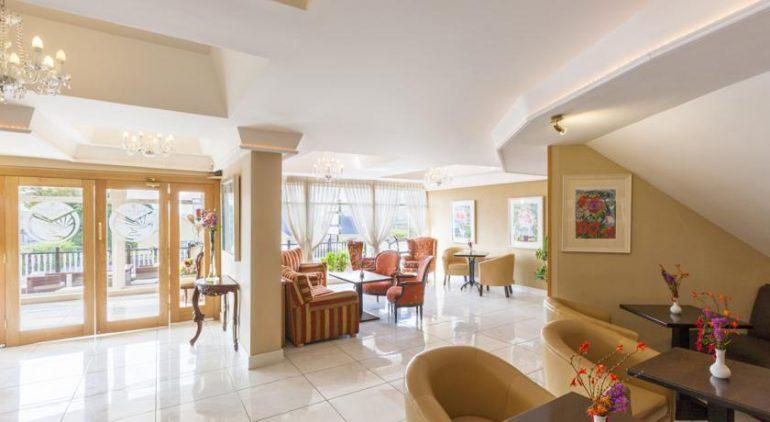 Ring of Kerry Hotel Cahersiveen Lounge