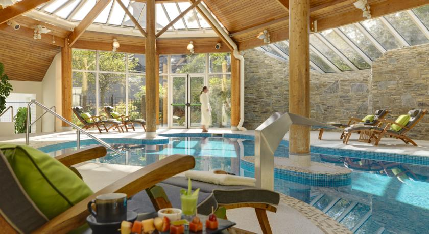 Sheen falls lodge kenmare 5 star luxury - Hotels in tralee with swimming pool ...