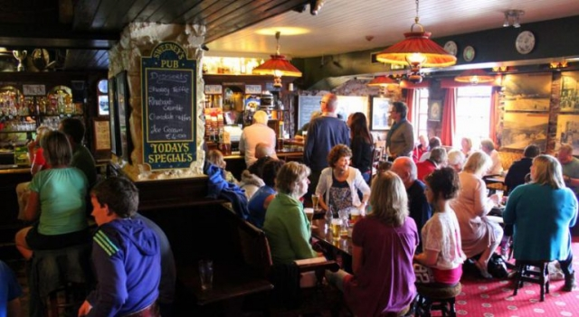 Towers Hotel Glenbeigh Bar