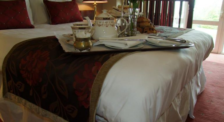 Towers Hotel Glenbeigh Room Service