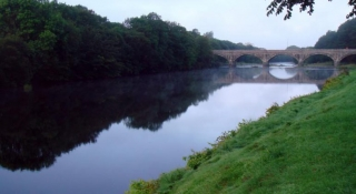 River Feale at Listowel