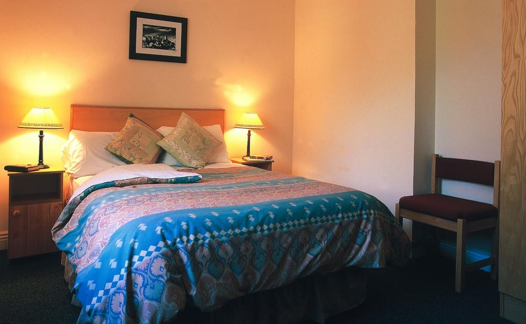 Tralee Town Centre Apartments Bedroom 1