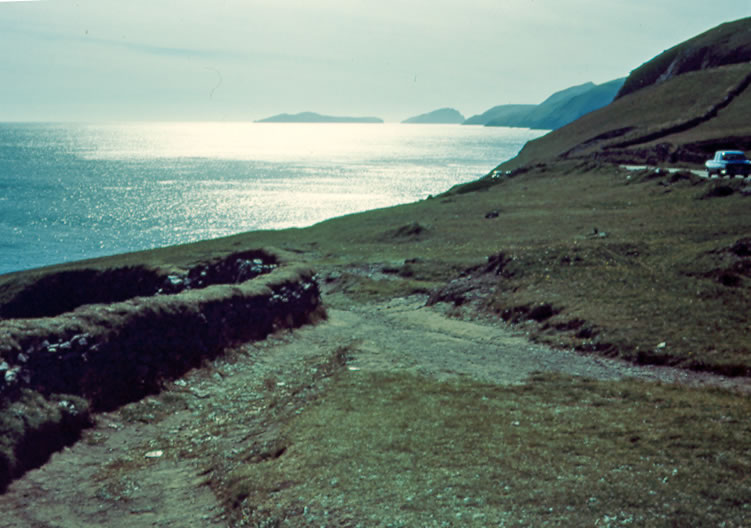 The Blaskets from Coumeenole