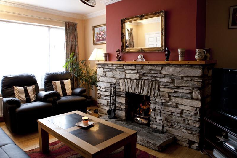 Avelow House B&B Kenmare Ireland Lounge